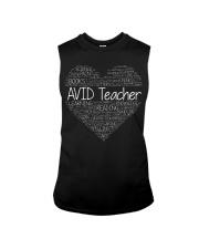 Avid Teacher Sleeveless Tee thumbnail