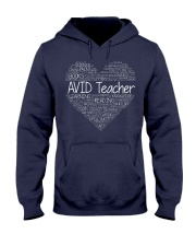 Avid Teacher Hooded Sweatshirt thumbnail