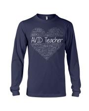 Avid Teacher Long Sleeve Tee thumbnail