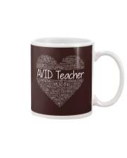 Avid Teacher Mug thumbnail