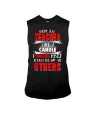 I'm a Teacher Sleeveless Tee thumbnail