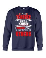 I'm a Teacher Crewneck Sweatshirt thumbnail
