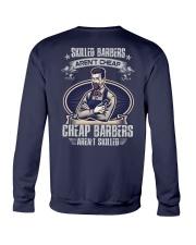 SKILLED BARBERS Crewneck Sweatshirt thumbnail