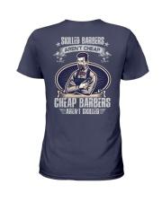 SKILLED BARBERS Ladies T-Shirt thumbnail