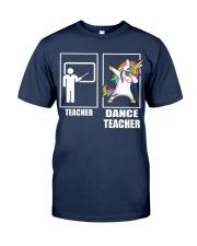Dance Teacher Classic T-Shirt tile