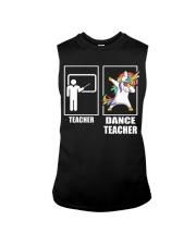 Dance Teacher Sleeveless Tee thumbnail