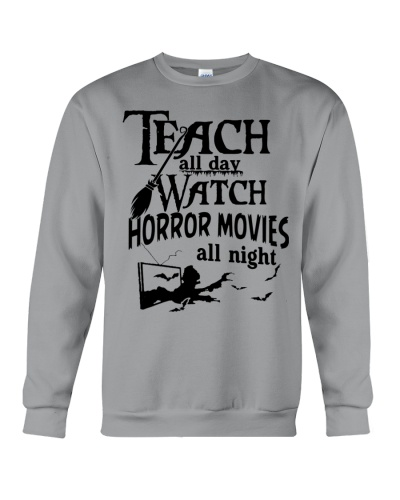 Teach All day watch Horror Movies
