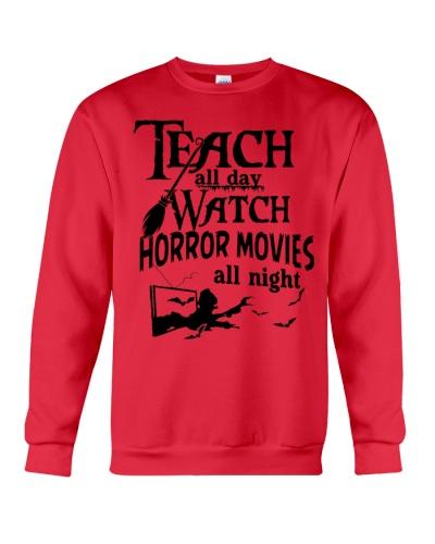 Teach All day watch Horror Movies