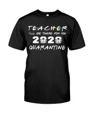 Teacher 2020 Quarantine Classic T-Shirt thumbnail