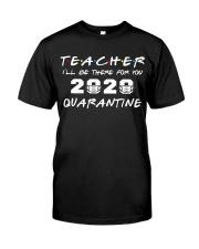 Teacher 2020 Quarantine Premium Fit Mens Tee thumbnail