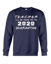 Teacher 2020 Quarantine Crewneck Sweatshirt thumbnail