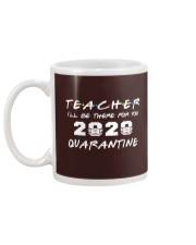 Teacher 2020 Quarantine Mug back