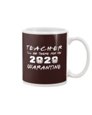 Teacher 2020 Quarantine Mug front