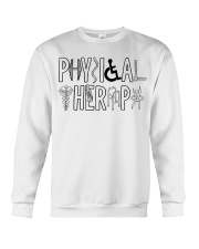 PHYSICAL THERAPY Crewneck Sweatshirt thumbnail