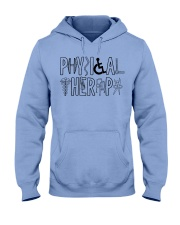 PHYSICAL THERAPY Hooded Sweatshirt thumbnail