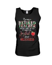 Retired Teacher Unisex Tank thumbnail