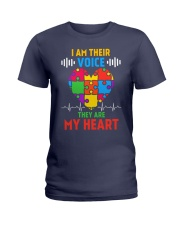 Autism Teacher Ladies T-Shirt thumbnail