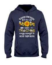 to be a Mom and Teacher Hooded Sweatshirt thumbnail