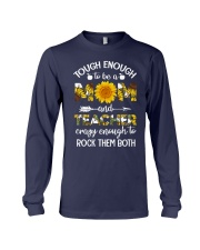 to be a Mom and Teacher Long Sleeve Tee thumbnail