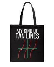 My Kind of tan lines Tote Bag thumbnail