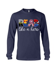 READ LIKE A HERO Long Sleeve Tee thumbnail