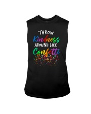 Throw kindness around like confetti Sleeveless Tee thumbnail