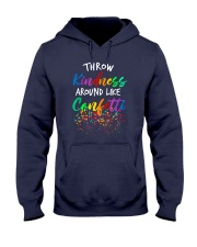 Throw kindness around like confetti Hooded Sweatshirt thumbnail