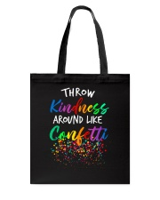 Throw kindness around like confetti Tote Bag thumbnail