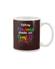 Throw kindness around like confetti Mug thumbnail