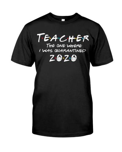 Teacher Quarantined 2020