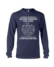 Perfect Gift - for Teacher Dad Long Sleeve Tee thumbnail