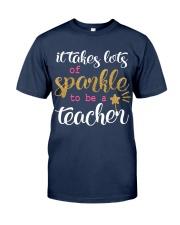 Sparkle Teacher Classic T-Shirt thumbnail