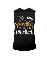 Sparkle Teacher Sleeveless Tee thumbnail