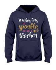 Sparkle Teacher Hooded Sweatshirt thumbnail