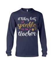 Sparkle Teacher Long Sleeve Tee thumbnail