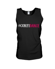 CONFIDANCE Unisex Tank tile
