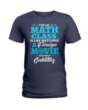 Math Class Ladies T-Shirt thumbnail
