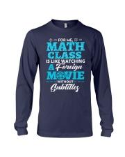 Math Class Long Sleeve Tee thumbnail
