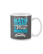 Math Class Mug thumbnail