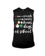 24 HOURS 100 DAYS OF SCHOOL Sleeveless Tee thumbnail