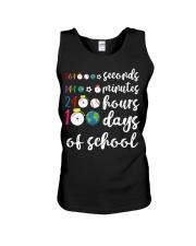 24 HOURS 100 DAYS OF SCHOOL Unisex Tank thumbnail