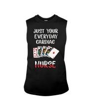 Just your every cardiac Nurse Sleeveless Tee thumbnail