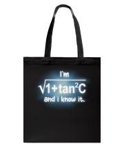 Math Teachers  Tote Bag thumbnail