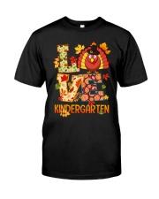 LOVE KINDERGARTEN Classic T-Shirt front