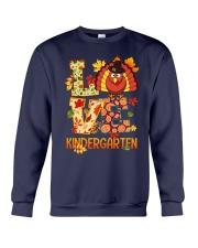 LOVE KINDERGARTEN Crewneck Sweatshirt thumbnail