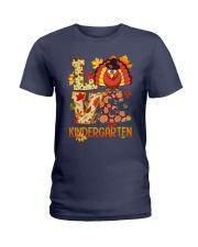 LOVE KINDERGARTEN Ladies T-Shirt thumbnail