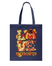 LOVE KINDERGARTEN Tote Bag thumbnail