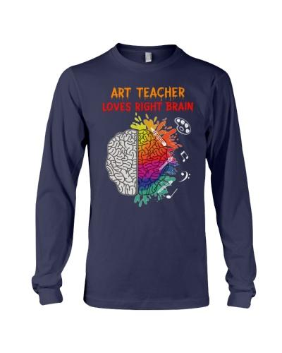 Art Teacher loves right Brain