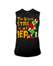 THE GRINCH STOLE MY IEP Sleeveless Tee thumbnail