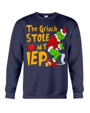 THE GRINCH STOLE MY IEP Crewneck Sweatshirt thumbnail